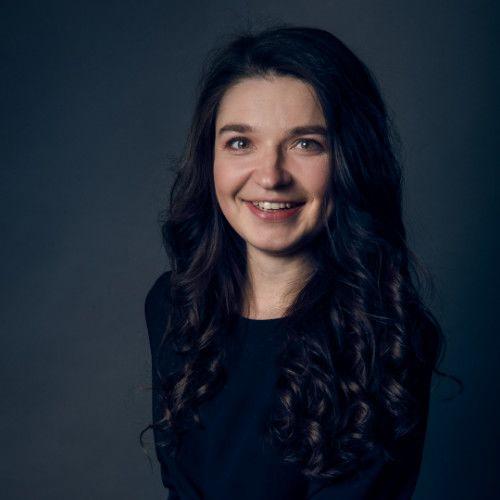 Nadia Lushchak from Qubstudio