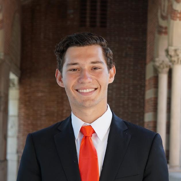 Tony Novelli from USC Phi: A Trojan Business Society