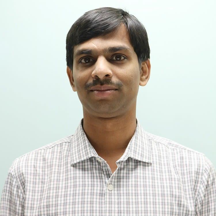Ajesh Bhojanapalli from Position²