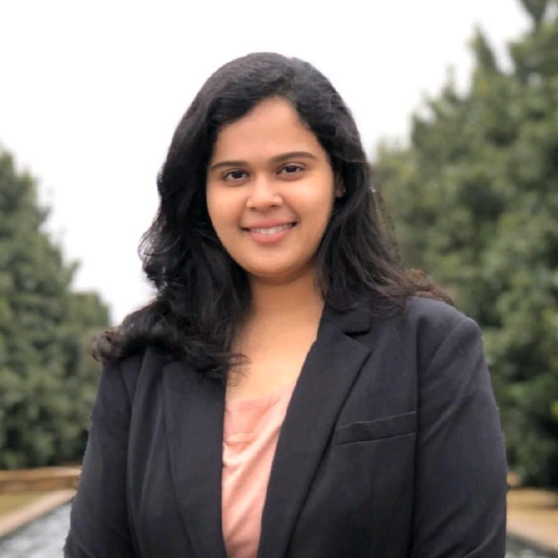 Sanchita Tipnis from Tata Consultancy Services