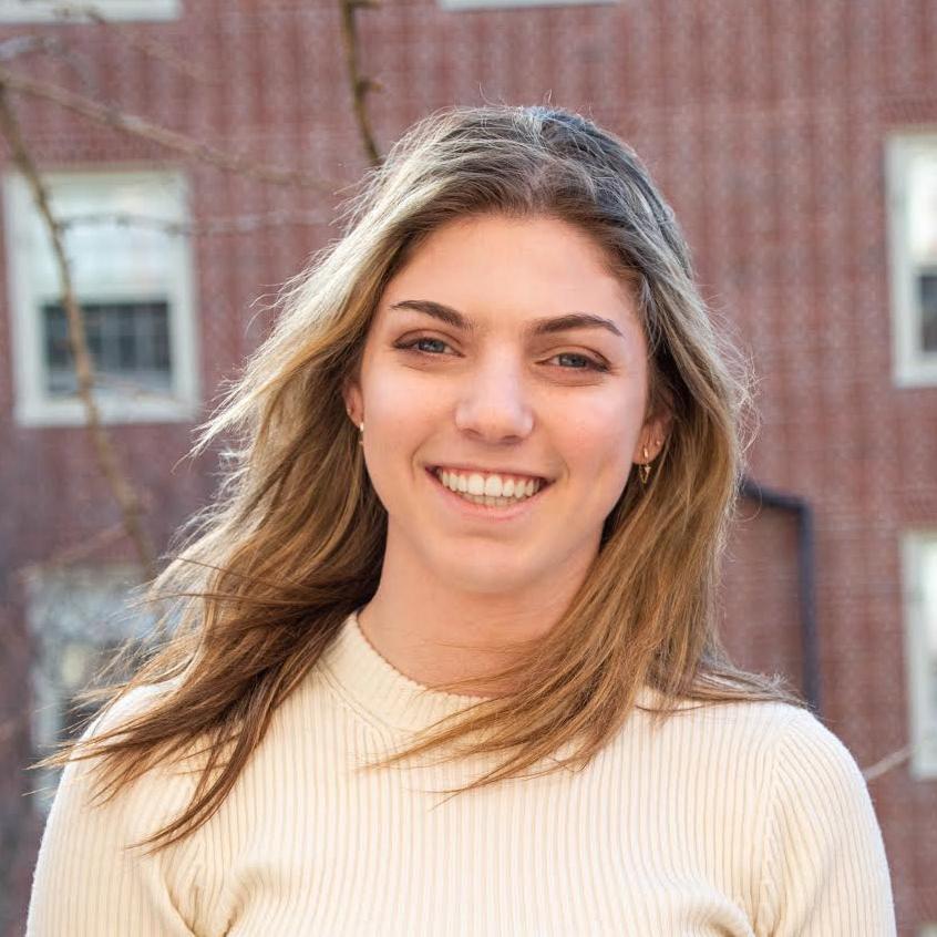 Madison Verschleiser from Brown University