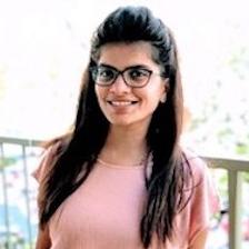 Pooja Bhansali from FightPandemics