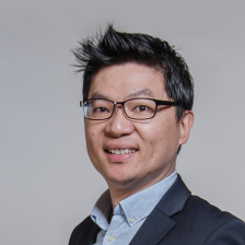 Melvin Wong from LiveKrowd