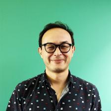 Juan Salazar from Salazarpardo Design