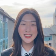 Angela Lei from UC Berkeley