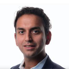 Arif Damji from Conductive Ventures