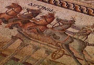 catmoz cathy artiste freelance créations mosaïque tous supports histoire de la mosaique romaine