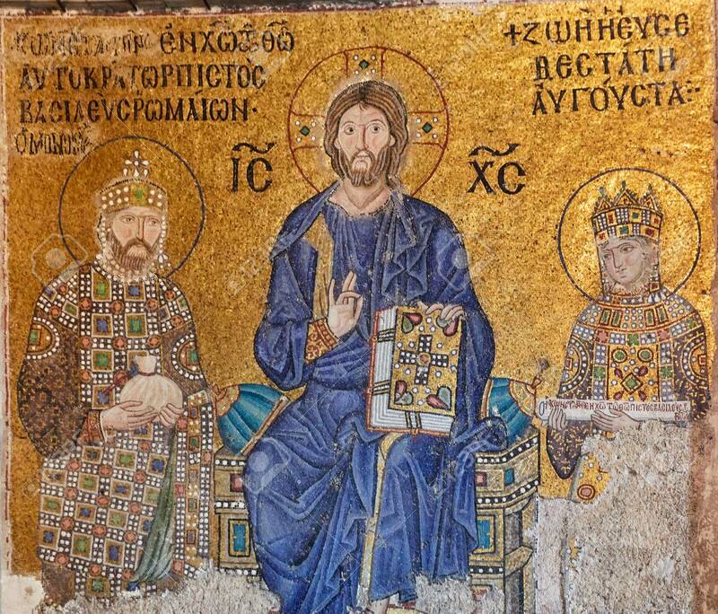 catmoz cathy artiste freelance créations mosaïque tous supports Histoire de la Mosaïque Russe