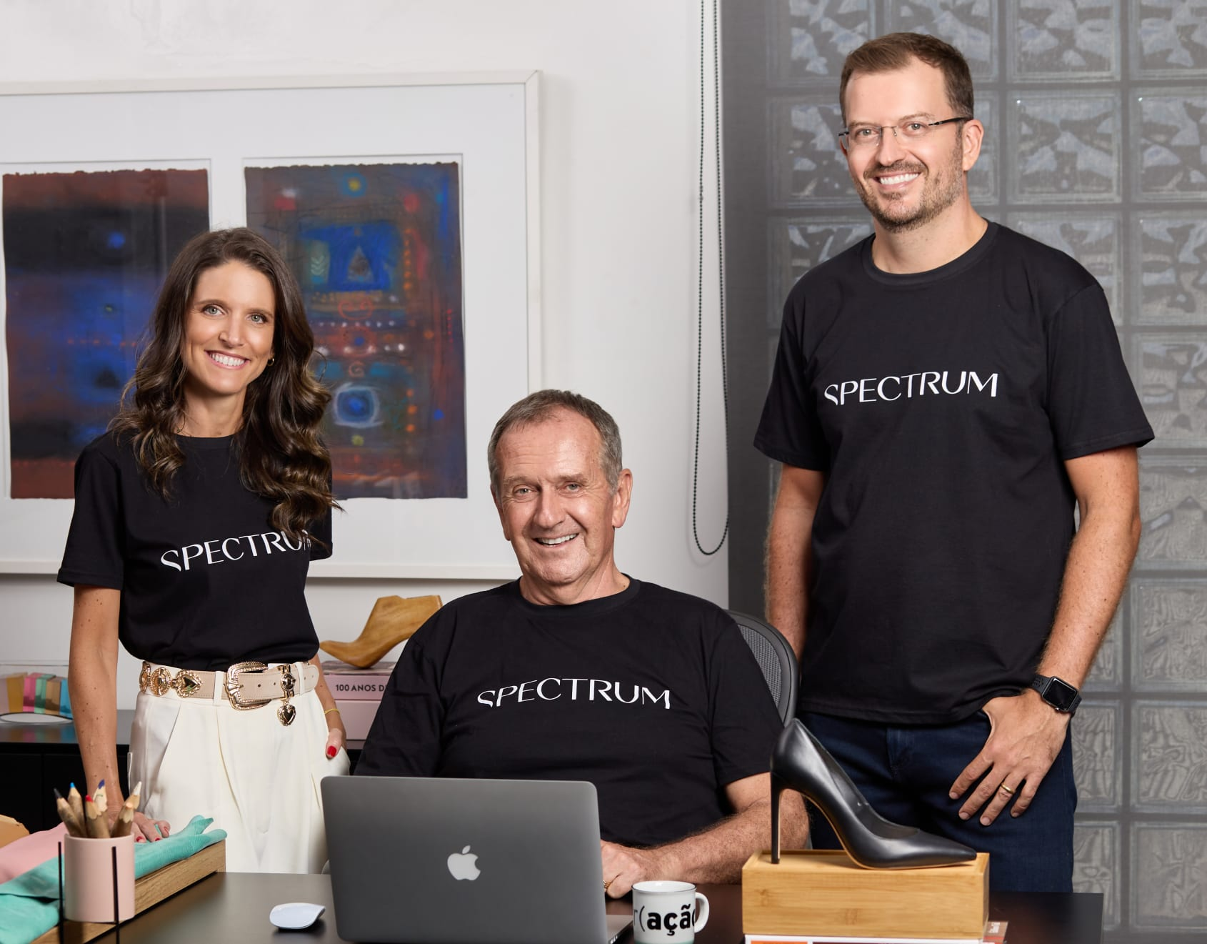 Foto da equipe Spectrum