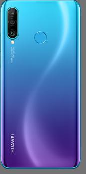 Huawei P30 lite - Peacock Blue
