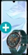 Huawei P30 Pro mit Huawei Watch GT Active oder Elegant