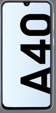 Samsung Galaxy A40 - Weiß