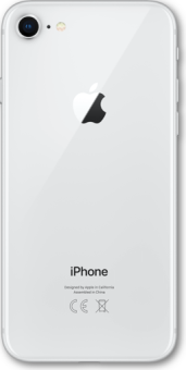 Apple iPhone 8 - Silber