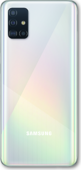 Samsung Galaxy A51 - Prism crush white