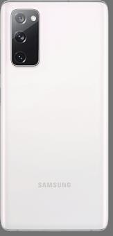 Samsung Galaxy S20 FE - Cloud White