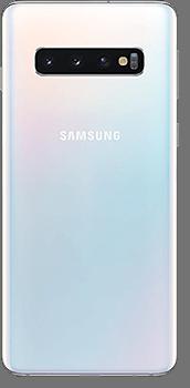 Samsung Galaxy S10 - Prism White