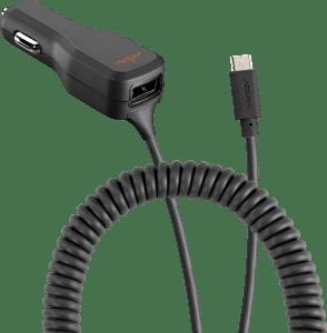 LG K30 from Spectrum Mobile in Black