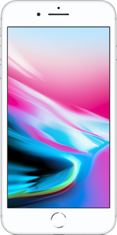 32bd8a218db Apple iPhone 8 Plus from Spectrum Mobile in Silver