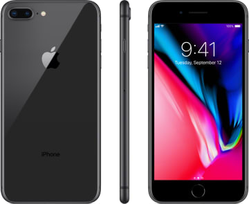 e3970166e83 Apple iPhone 8 Plus from Spectrum Mobile in Space Gray