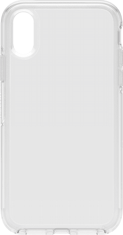 best service 90ff0 3a4cf OtterBox Symmetry Clear Case for iPhone XR