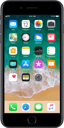 ccaf1f76848 Apple iPhone 7 Plus from Spectrum Mobile in Black