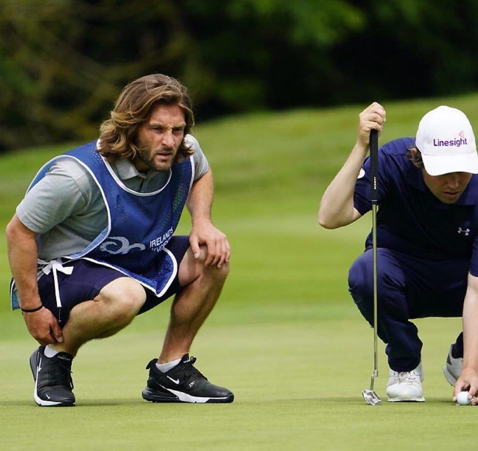 Josh Adams Golf