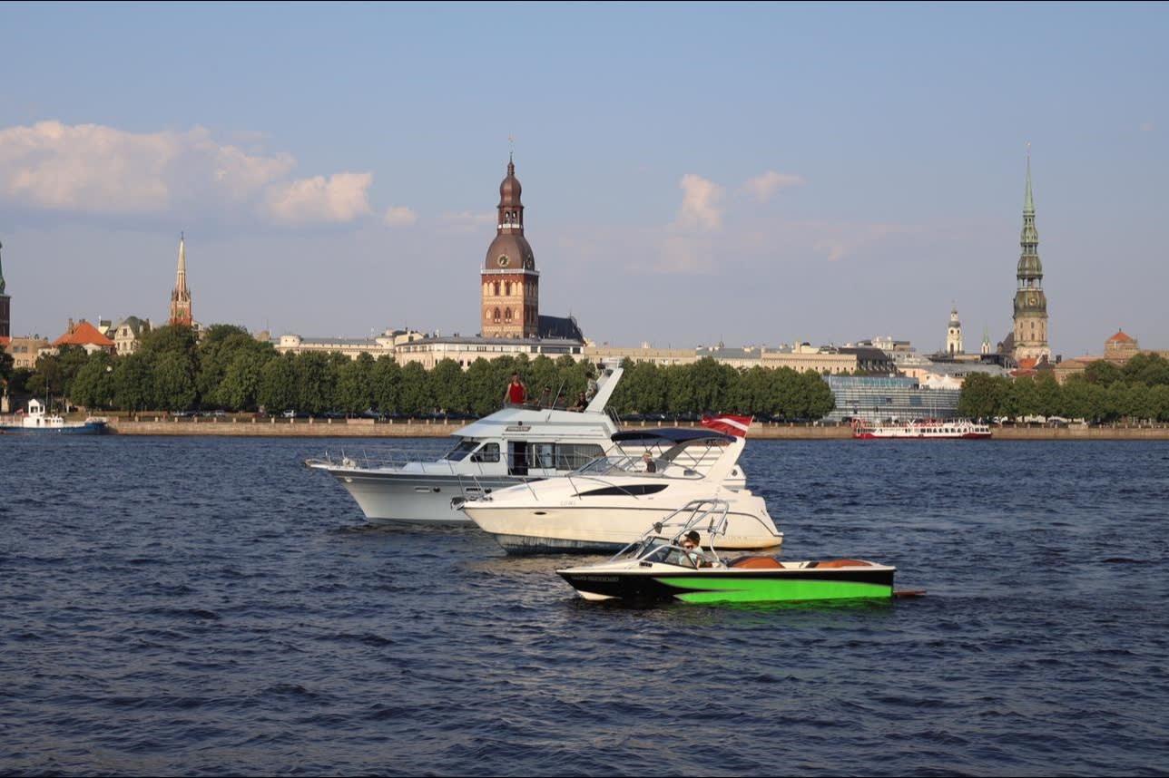 Riga Water Adventures