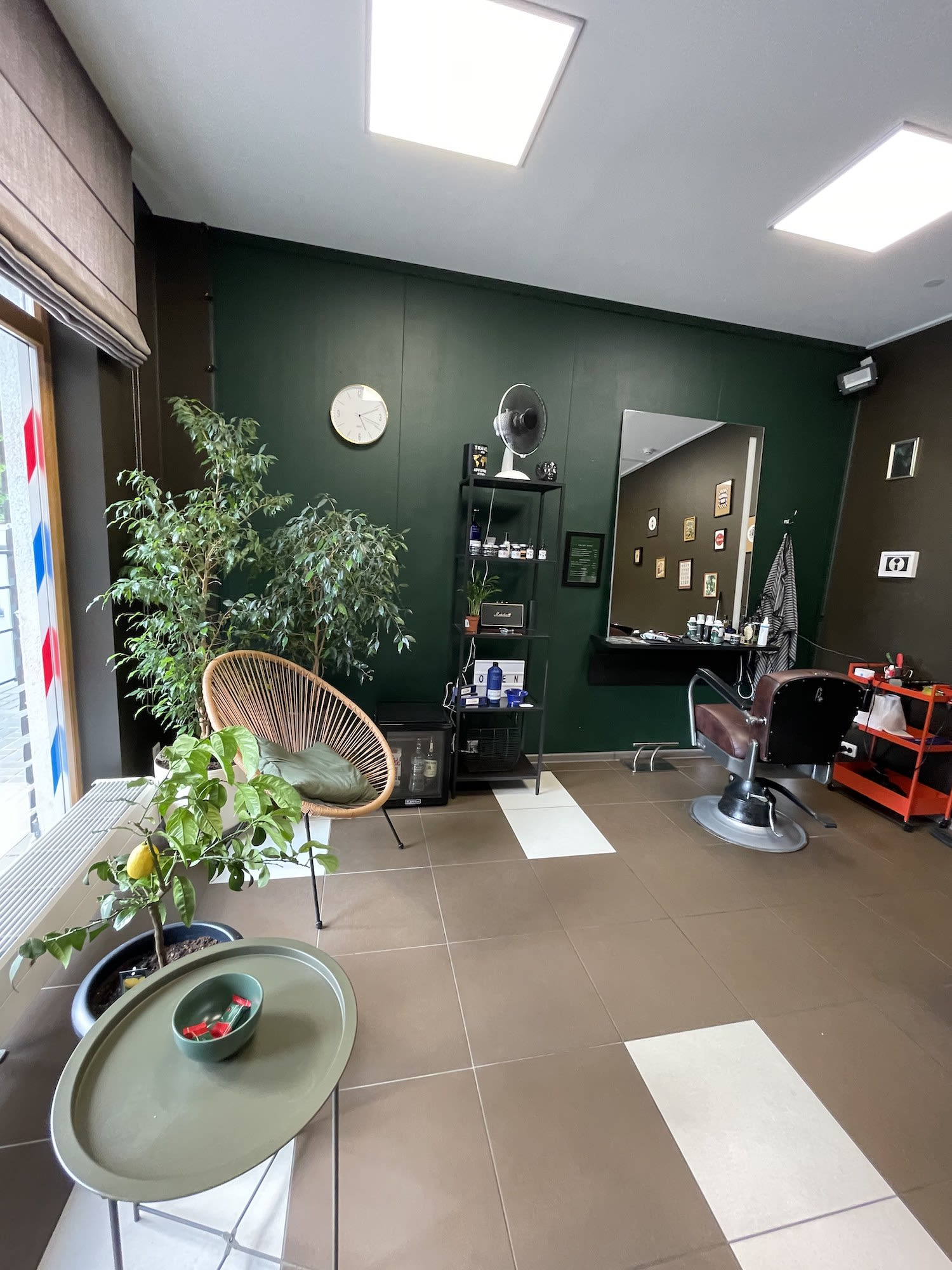 OWL Barbershop