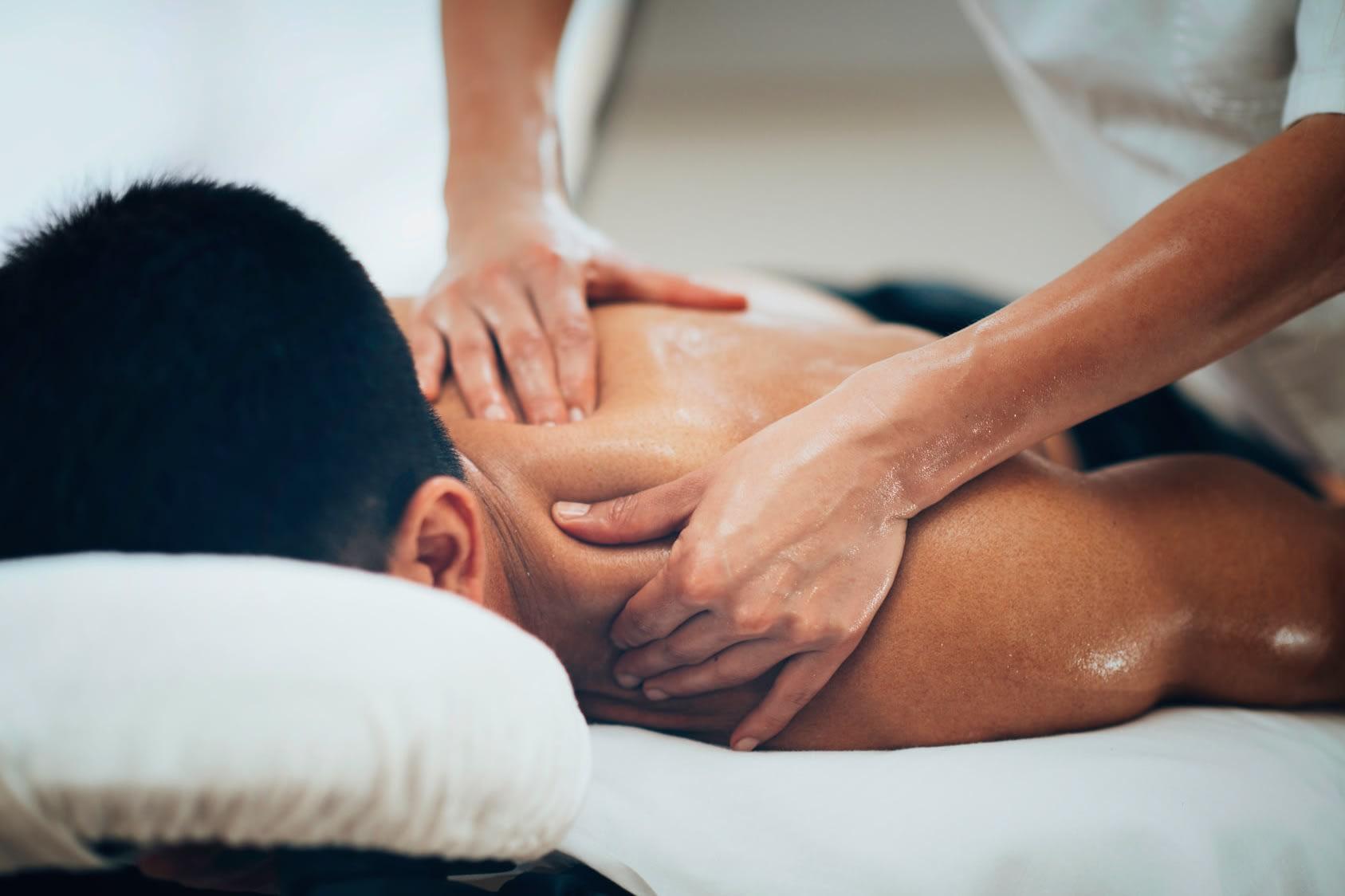Body massage / waxing
