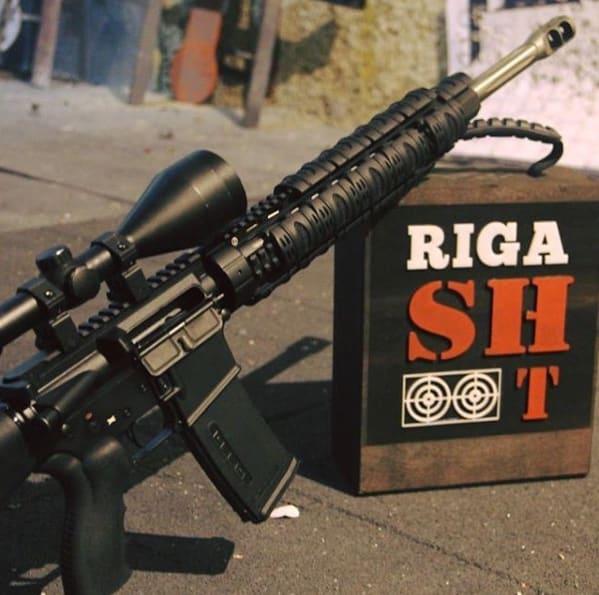 Riga Shoot