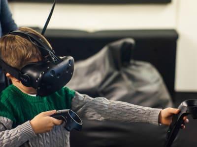 Virtuālās realitātes istaba priekš tevis