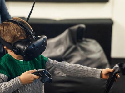 Комната виртуальной реальности для тебя