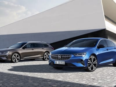Auto blitz Opel