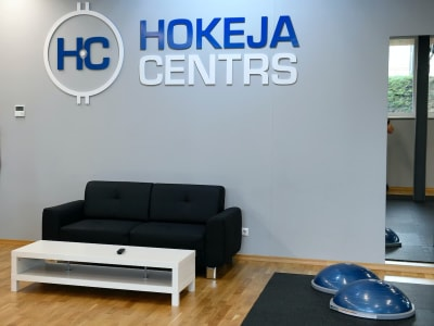 Hockey players and athletes development center