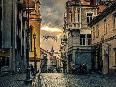 Excursions in Vilnius