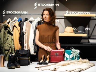 Individual shopping with Stylist Rita Erdmane