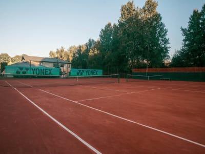 Аренда теннисного корта