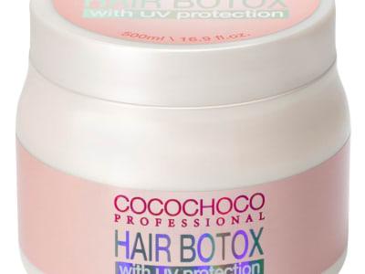 Ботокс-терапия для волос