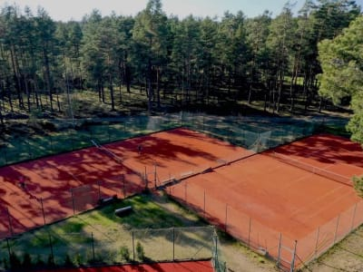 Tennis and Padel courts