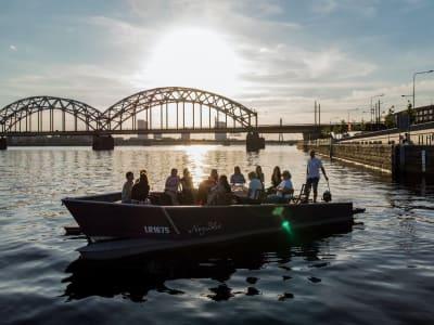 Navy Blue Raft