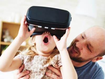 День рождения в виртуальной реальности
