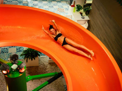 Visit to the water park