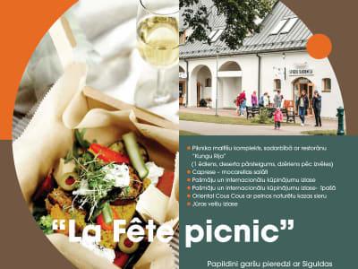 La Fête picnic