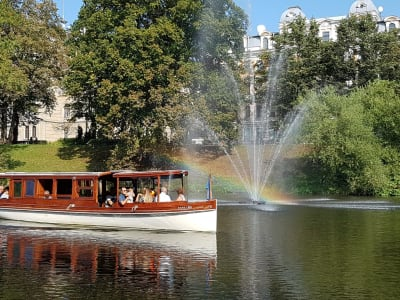 Riga by Canal