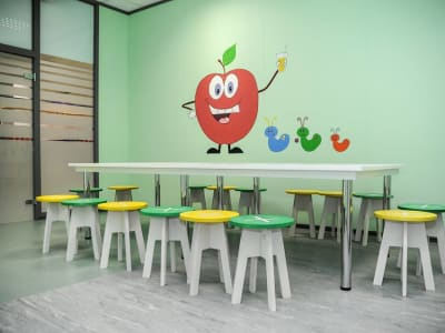 Playroom Apple (up to 20 children)