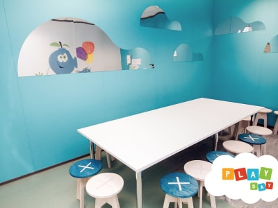 Playroom Blueberries (up to 20 children)