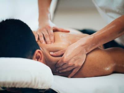 Neck zone massage 30 min