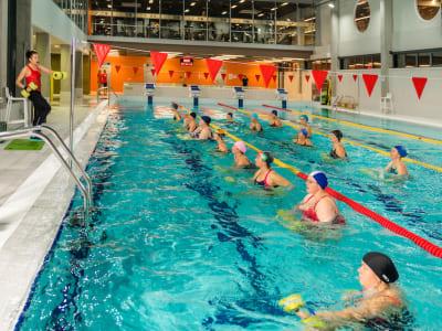 Ūdens aerobika