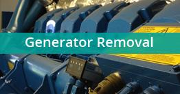 Generator removal