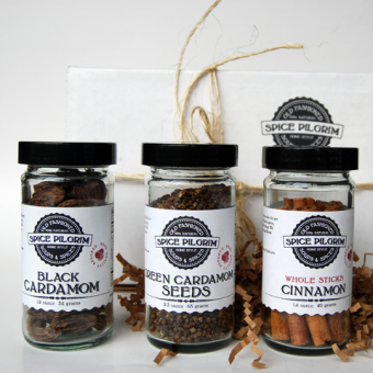 Baking Spices Gift Set